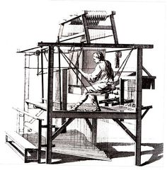 Historic Dress | Diderot Draw Loom