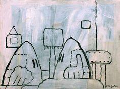 Plotters, 1969 Philip Guston