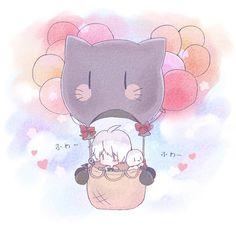 Anime Chibi, Kawaii Anime, Manga Anime, Anime Art, Vocaloid, Neko Boy, Avatar, Pokemon, Chibi Characters