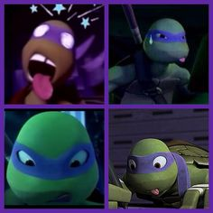 tmnt tongues - Bing Images