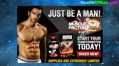Muscle Factor X Review – Best Supplement To Boost Muscles For Men!