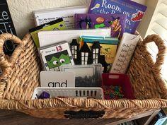 October Morning Basket (Halloween Themed) | PreK – Lets Play School