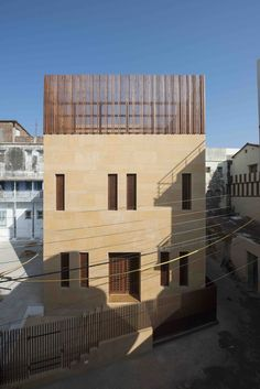 Completed in 2016 in Mandvi Rural, India. Images by Sebastian Zachariah & Ira Gosalia. Being the birth place and sacred hometown of the family, in Kutch – Gujarat, Mandvi holds a special place in the hearts of the clients.  SPASM was...