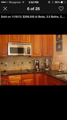 ubatuba with honey oak kitchen breakfast colors