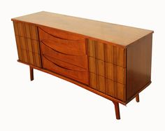 United Furniture Credenza Dresser 9 Drawer Mid by ShopCuratedGoods, $845.00 HUNTINGTON BEACH 69 IN