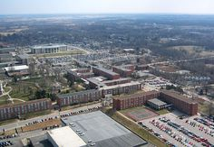 UCM campus. Pretty cool. I miss the dirty burg