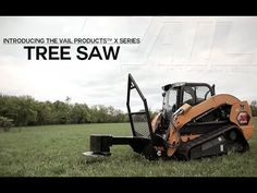 Vail X Series Manual Rotating Tree Saw - Product Video