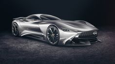 INFINITI Concept Vision GT_CGI on Behance