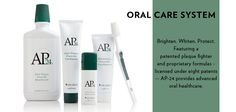 Nu Skin Oral Care System    Brighten. Whiten. Protect. You only get one chance make your teeth beautiful and long lasting!