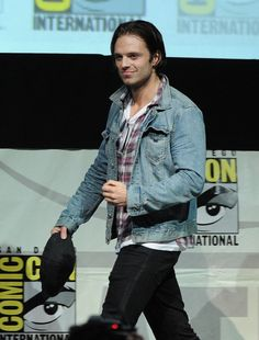 One of my most favorite Sebastian Stan appearances.