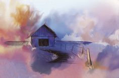 A tutorial series from Stephen Berry explaining how he achieves realistic watercolour effects in ArtRage.