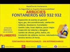 Fontaneros Arbucies 603 932 932