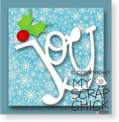 Joy Card Front: click to enlarge