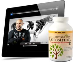 Click here to Access ImmuneTree Inc for Colostrum Supplements