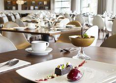Riverside restaurant @ Hotel Riverton in Gothenburg