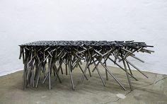 Slideshow:Preview: 7 Striking Table Designs at Design Miami/ Basel - June 10, 2015 - BLOUIN ARTINFO, The Premier Global Online Destination for Art and Culture | BLOUIN ARTINFO