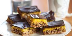 Sarah Bernhardt i langpanne med suksesskrem Baking Recipes, Cake Recipes, Snack Recipes, Dessert Recipes, Snacks, Desserts, Chocolate Dreams, Candy Cookies, Let Them Eat Cake