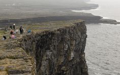 Scientists have uncovered the mystery of the moving rocks on the rugged shoreline of the Aran Islands.