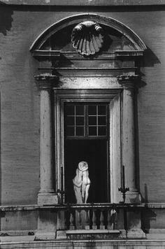 an-overwhelming-question: Elliott Erwitt - Musei Capitolini, Rome, 1996