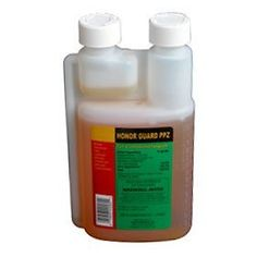 Honor Guard PPZ 14.3 % Propiconazole Broad Spectrum Fungicide 1 pint 779151 by Honor Guard. $38.75. Comapre to Banner Maxx! Same active ingredient for less!    Honor Guard PPZ is a systemic fungicide for use on turfgrasses for the control of dollar spot (Sclerotinia homoeocarpa), brown patch (Rhizoctonia solani), anthracnose (Colletotrichum graminicola), red thread (Laetisaria fuciformis), pink patch (Limonomyces roseipellis), rust (Puccinia graminis), powdery mildew (Erys...