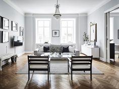 Classic Gothenburg apartment Follow Gravity Home: Blog - Instagram - Pinterest - Facebook