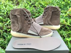 2c7a2856c Adidas yeezy 3750 boost chocolate brown