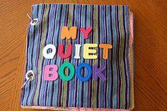 Super cute busy book