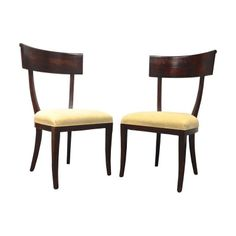 Milling Roads/ Baker Empire Chairs   Set Of 4   $6,560 Est. Retail