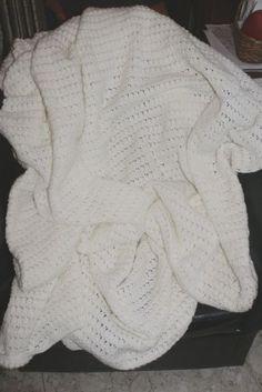 Tuto couverture crochet