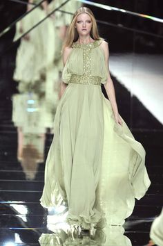 What Margaery would wear in Highgarden, Elie Saab