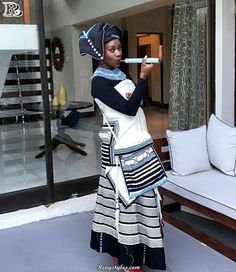 Traditional Xhosa Dresses Wedding,The acceptable old traditional Xhosa trend never gets boring, appearance lovers keeps accepting artistic African Wear, African Dress, Xhosa Attire, Wedding Bride, Wedding Dresses, Paper Fashion, Zulu, African Fashion Dresses, Dress Codes