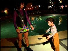 Here's Pauly Shore Interviewing Bruno Mars At 4 Years Old