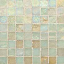 Oceanside Glasstile - Tessera Sandstone - eclectic - bathroom tile - san francisco - by ds design studio