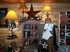 rustic home decor | Home Dressing - Main Characteristics of the Western Décor