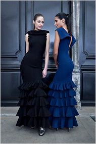 More love for Alaïa - 360 perfection perfection perfection. Oscar Dresses, Glam Dresses, Nice Dresses, Fashion Today, All About Fashion, Fashion Merchandising, Azzedine Alaia, Fashion Shoot, Ready To Wear