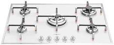 SMEG - Table de cuisson - SMEG TAQUE GAZ LINEA PVB750BE: Amazon.fr: Gros électroménager