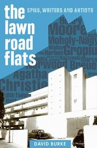 """Built in 1934 the Lawn Road Flats (ISOKON) building was a radical modernist construction – and many of its residents would prove no less revolutionary. Alongside the glittering cast of artists, architects and writers (including #agathachristie) were some of the most dangerous #sovietspies ever to operate in Britain. David Burke, the author of """"The Spy Who Came in from the Co-Op"""", unpicks the complete story for the first time. #boydellpress #lawnroadflats"""