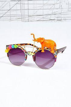 Spangled Bollywood Sunglasses