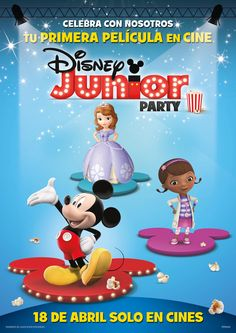 2015 - Disney Junior Party - tt4586644