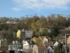 Discovering Historic Pittsburgh: Spring Garden: Working Class History