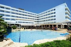 Stay at the Tasia Maris Beach Hotel & Spa on your holiday. Nissi Beach, Cyprus Hotels, Holiday Hotel, Children's Place, Holiday Destinations, Cruise, Europe, Mansions