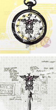 The Beatles - Blackbird Book design and illustrations, 'Vertaliaans Liedboek', De Roos, 2009