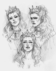 The Witcher 3 Anna Henrietta (Anarietta) Witcher Art, The Witcher 3, Art Sketches, Art Drawings, Character Art, Character Design, Art Challenge, Traditional Art, Game Art