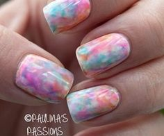Special nails art
