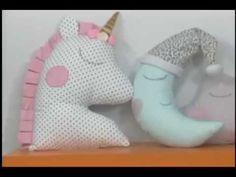 Como hacer cojines para cuna. 2/5 - YouTube Youtube, Dinosaur Stuffed Animal, Pillows, Toys, Animals, How To Make Pillows, Make Pillows, Decorative Bed Pillows, Crib