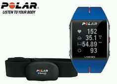 Polar V800 GPS Running watches inkl.Heart Rate Monitor in Original box 90048948