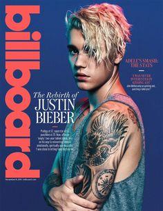 Justin para la revista #billboard