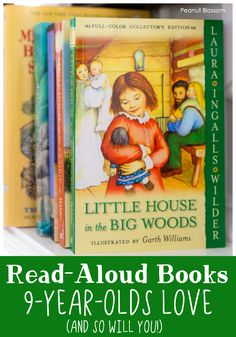 Read aloud books your 9 year old will love, and so will you! Don't waste your time with books that bore you when these fantastic titles are waiting for you to pick them up. Best Books List, Book Lists, Good Books, My Books, The Mysterious Benedict Society, Frindle, Read Aloud Books, 9 Year Olds, Book Themes