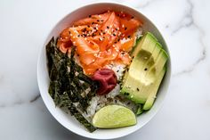 A breakfast bowl worth making every morning, because the Japanese always seem to do it better.