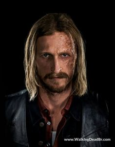 The Walking Dead Season 8 Character Portraits Walking Dead Season 8, Walking Dead Tv Show, Walking Dead Series, Walking Dead Zombies, The Walking Dead Tv, Austin Amelio, Walking Dead Characters, Character Portraits, Daryl Dixon